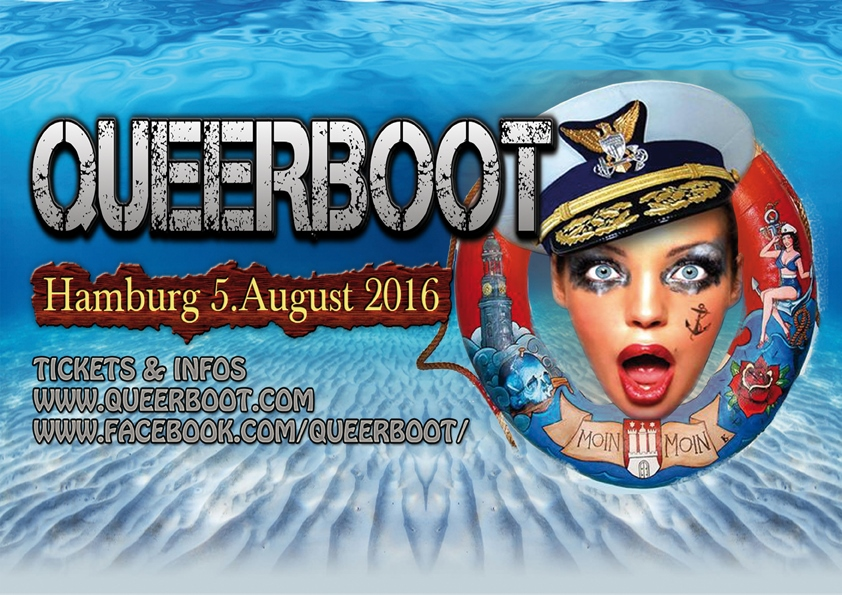 Plakat2016_Queerboot